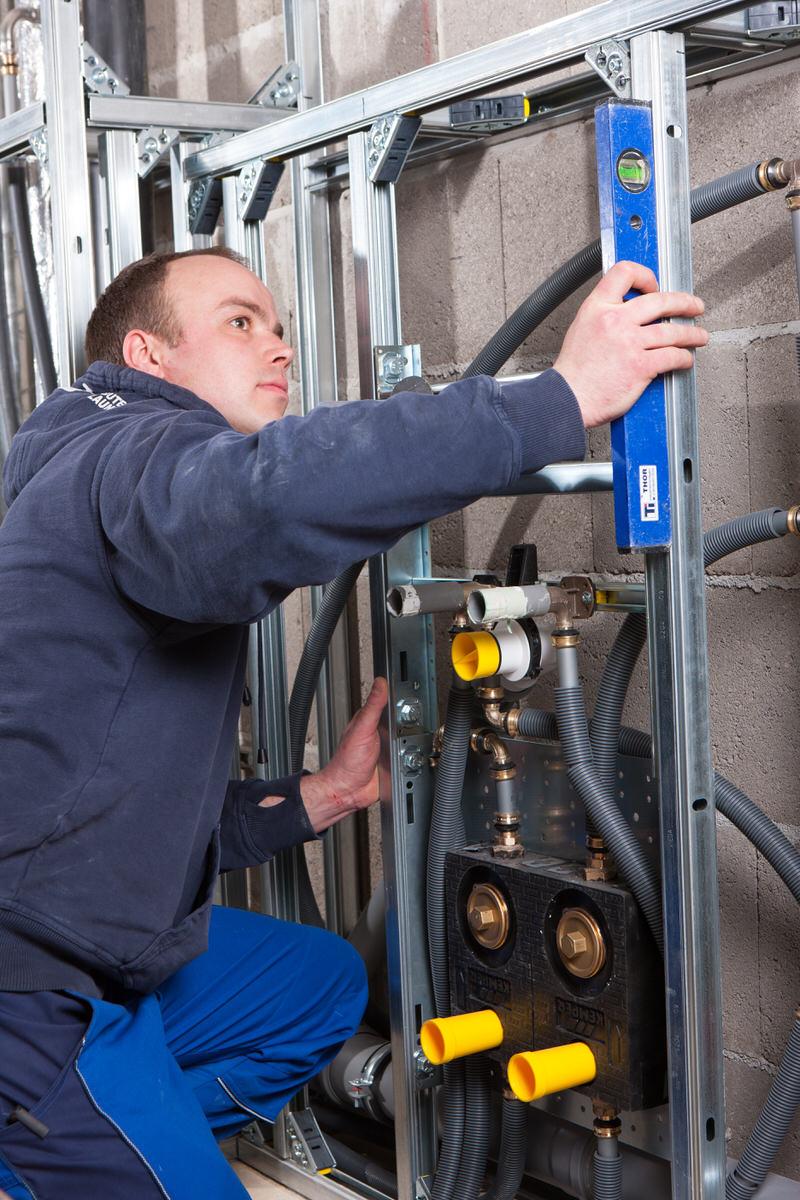 Im Bereich Heizung- Klima- Sanitär unterstützen Sie unsere Fachkräfte beim Bauprojekt optimal.