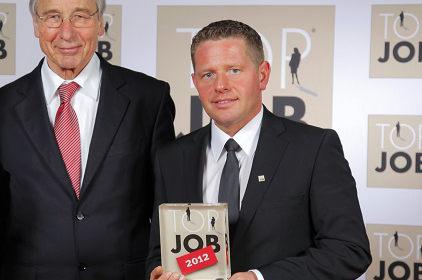 TOP JOB-Auszeichnung