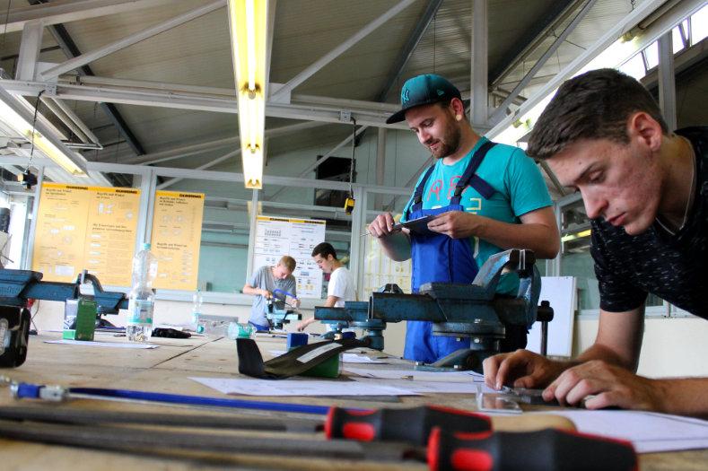 Auszubildende für August 2018 bei THOR Industriemontagen in Thüringen gesucht
