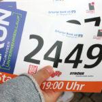 Beim RUN Unternehmenslauf durch die Erfurter Altstadt nahmen circa 20 THORianer teil.