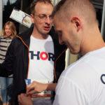 Motivation, Teamgeist und vor allem Spaß standen für die Mitarbeiter von THOR Industriemontagen beim RUN 2017 in der Erfurter Altstadt im Fokus.