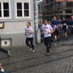 THOR Industriemontagen ging mit knapp 20 Läufern beim RUN Unternehmenslauf in Erfurt an den Start.
