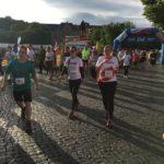 Mitarbeiter von Firma THOR gingen beim RUN Unternehmenslauf in Erfurt 2017 an den Start.