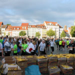 Beim RUN Unternehmenslauf 2017 in Erfurt gehörte THOR Industriemontagen zu den Teilnehmern des RUN 2017.