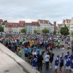 THOR Industriemontagen gehörte zu den Teilnehmer beim RUN Thüringer Unternehmenslauf in Erfurt 2017.