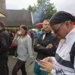 THOR-Mitarbeiter nehmen am RUN Unternehmenlauf in Erfurt teil.