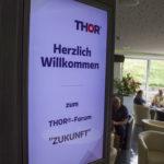 """Beim THOR-Forum """"Zukunft"""" stand die Aktualität der Werkezug- und Maschinenausstattung von THOR im Fokus."""