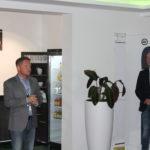 """Kersten Thor, der Geschäftsführer und Gründer von THOR Industriemontagen, eröffnete das THOR-Forum """"Zukunft"""" in Menteroda."""