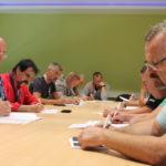 """In der THOR-Akademie in Menteroda (Nord-Thüringen) fand das erste THOR-Forum """"Zukunft"""" statt. Besprochen wurde vor allem die Aktualität der Werkzeug- und Maschinenausstattung."""
