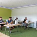 THOR bildet seit August 2017 erneut Lehrlinge in der THOR-Akademie in Menteroda aus. Die praktische Ausbildung in Nord-Thüringen geht bis zum 2. Lehrjahr, dann lernen die Azubis die Montagetätigkeit kennen.