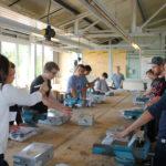 Die neuen Auszubildende bei THOR Industriemontagen haben am 1.August 2017 ihre Lehre als Anlagenmechaniker für Sanitär-, Heizungs- und Klimatechnik begonnen.