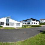 Die THOR-Akademie in Menteroda dient der Ausbildung und Weiterbildung der angehenden Fachkräfte sowie der THOR-Monteure.