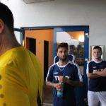 THORianer als Teilnehmer beim Neunspringer Fußball-Firmencup in Birkungen im August 2017.