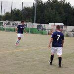 Mit einer Mannschaft ging auch THOR Industriemontagen beim Neunspringer Fußball-Firmencup an den Start.