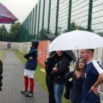 Neben den Mitarbeitern von THOR kamen auch Verwandte und Bekannte zum Neunspringer Fußballcup, um unsere THOR-Mannschaft anzufeuern.