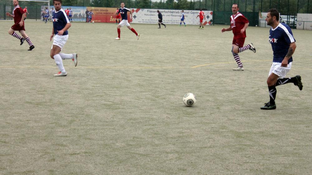 """THOR Industriemontagen nahm beim """"2. Neunspringer Fußball-Firmencup"""" in Birkungen, im Eichsfeld, teil."""