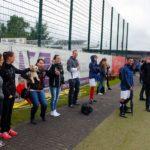 """THOR nahm beim """"2. Neunspringer Fußball-Firmencup"""" in Birkungen teil. Auch die Kollegen aus den THOR-Niederlassungen Erfurt, Leinefelde und Menteroda waren anwesend."""