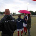 THOR Industriemontagen beim Fußball-Firmencup im Eichsfeld im August 2017