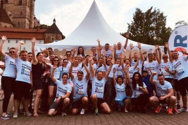 THORianer beim RUN 2019 in Erfurt als ErfolgsfakTHOR