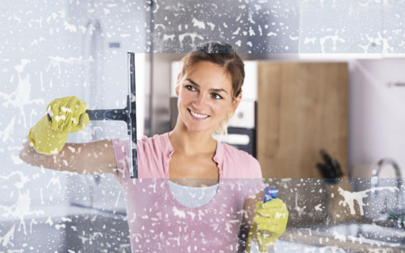 Stellenanzeige Reinigungskraft/Aushilfskraft Menteroda