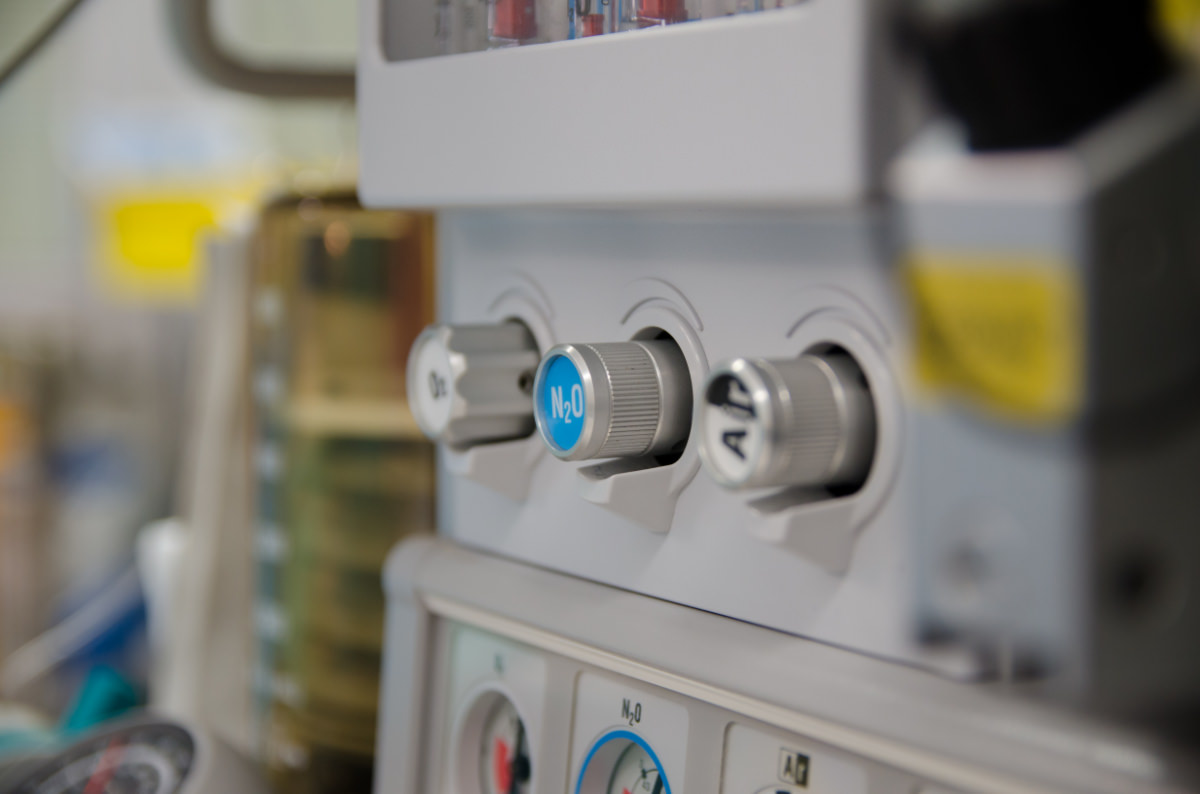 Druckgastechnik ist ein Gebiet von THOR Industriemontagen