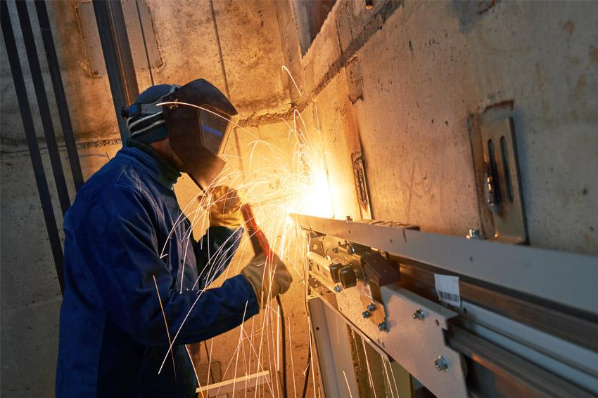 Aufzugsanlagen einbau, warten? Unsere THOR-Fachkräfte unterstützen Ihr Bauvorhaben!