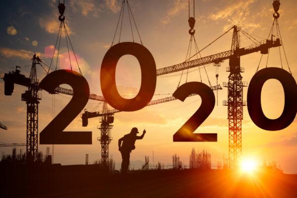 Willkommen 2020: Frohes Neues!
