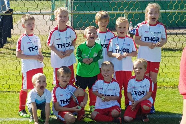 THOR unterstützt auch in Saison 2019/2020 Vereine